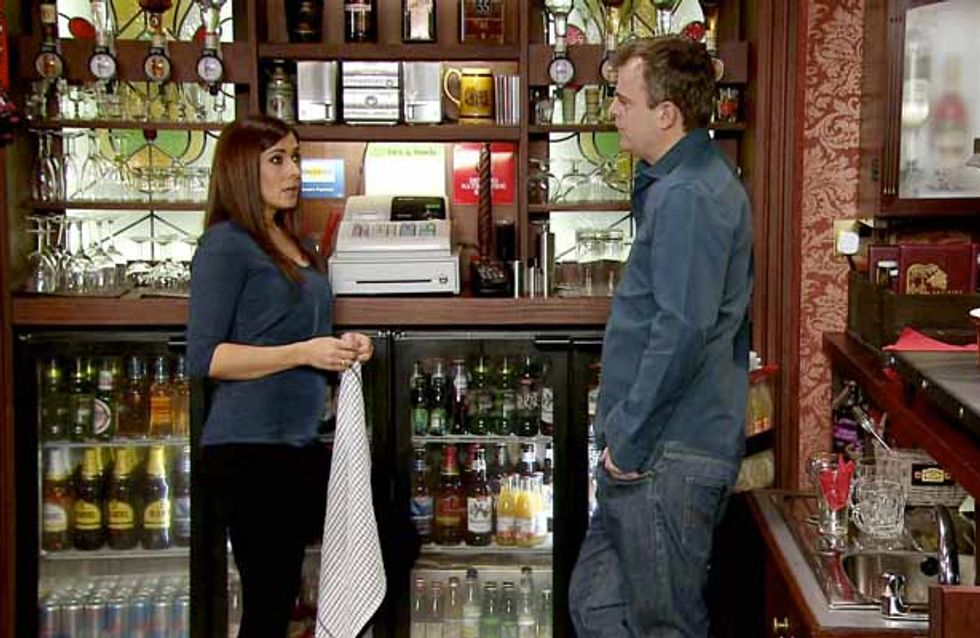 Coronation Street 15/04 - Owen bids farewell to the street
