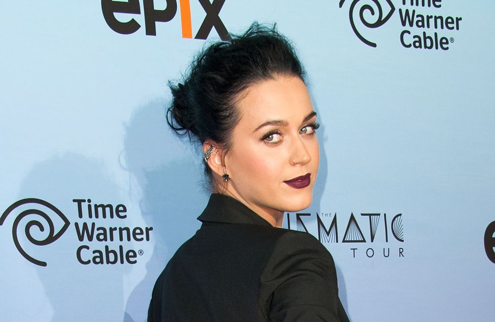 Katy Perry passe aux cheveux courts (Photo)