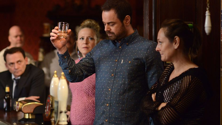 Eastenders 13/04 - The Carters are rocked by Stan's death