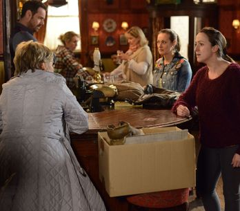 Eastenders 16/04 - Aleks' day continues to spiral