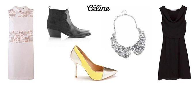 Le look de Céline