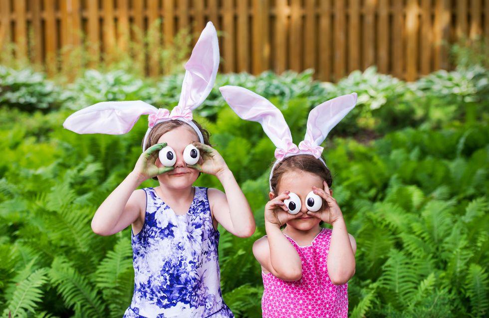 Pâques avec les enfants : nos activités coup de coeur !
