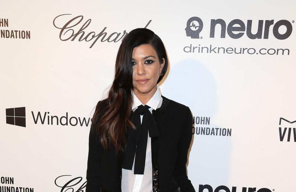 Kourtney Kardashian nous présente (enfin) son petit Reign (Photo)