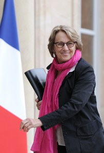 La ministre Marylise Lebranchu