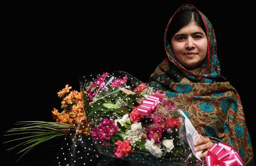 Un documentaire sur le parcours militant de Malala Yousafzai bientôt au cinéma
