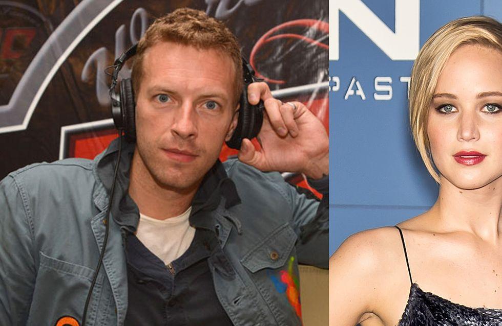 Chris Martin et Jennifer Lawrence à nouveau réunis ?