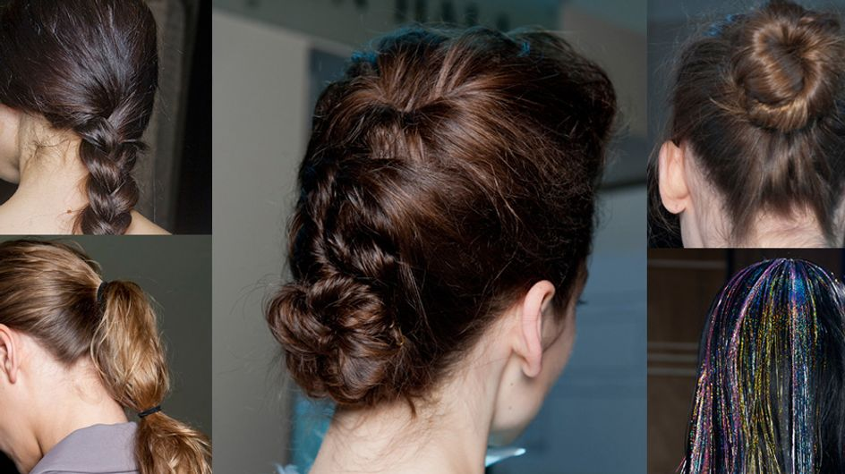 5 Catwalk Hairstyles That Translate To Real Life