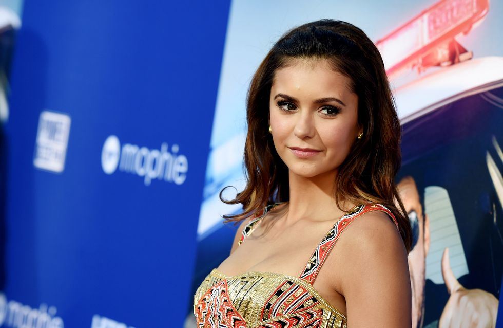 Nina Dobrev quitte The Vampire Diaries