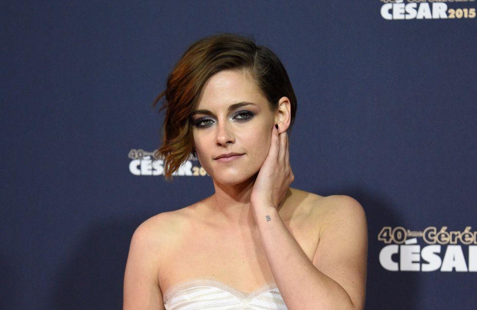 La réaction de Kristen Stewart aux fiançailles de Robert Pattinson