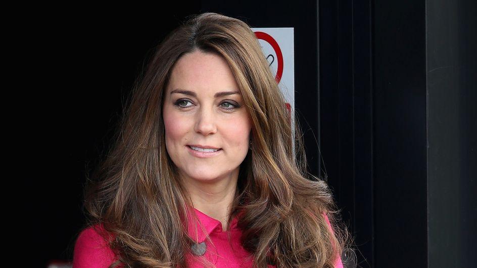 Kate enceinte d'une fille ? Elle aurait commandé de la peinture rose