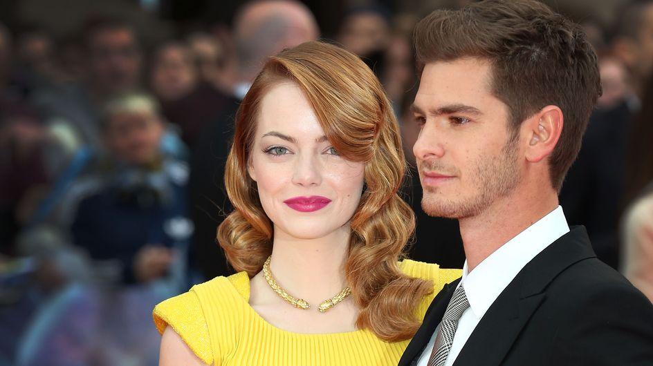 Emma Stone et Andrew Garfield auraient-ils rompu ?