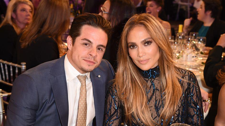 Jennifer Lopez et Casper Smart très complices à Santa Monica