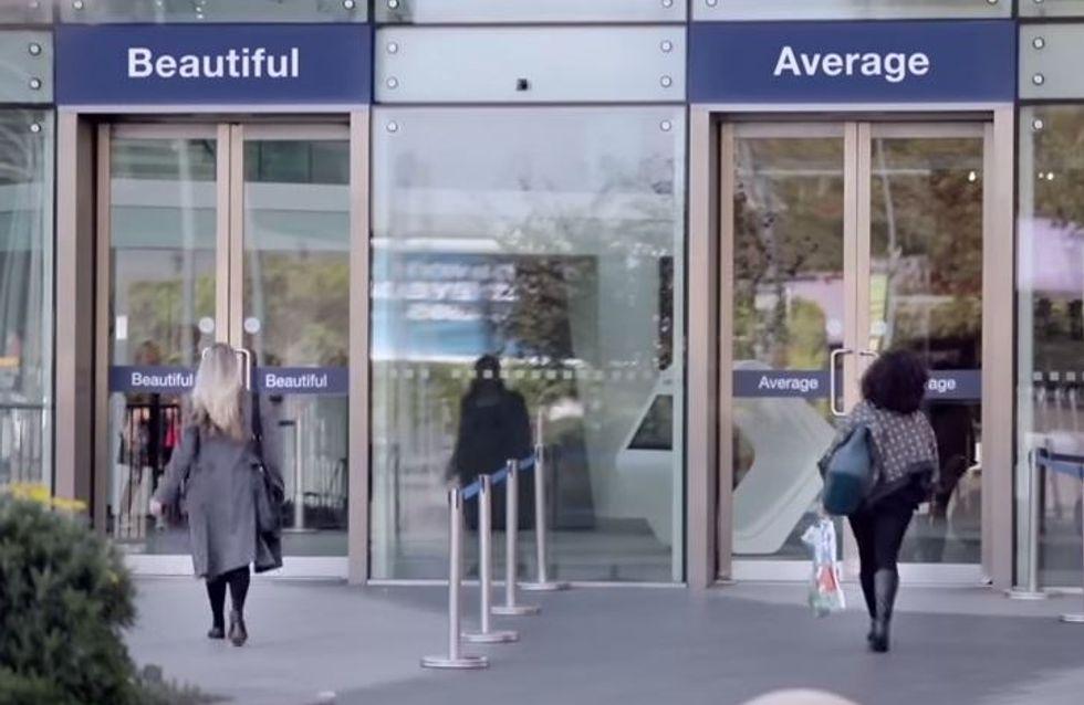Durch welche Tür würdet IHR gehen? Diese bewegende Kampagne regt zum Nachdenken an