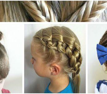 Les 20 coiffures les plus mignonnes pour transformer votre fille en princesse