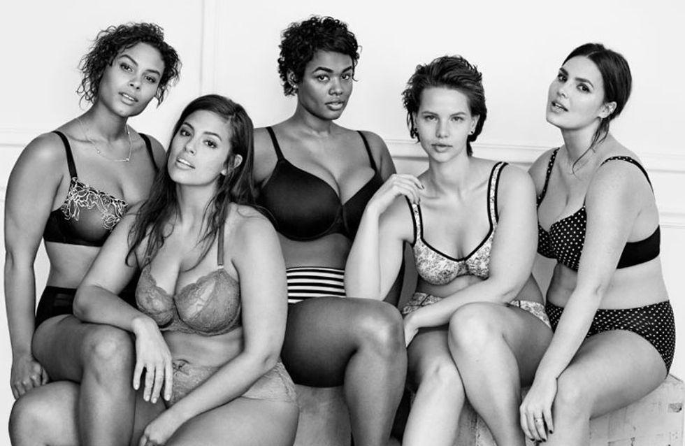 #ImNoAngel, la campaña que demuestra que ser sexy no es una cuestión de peso
