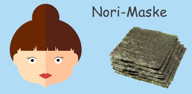 Nori-Maske