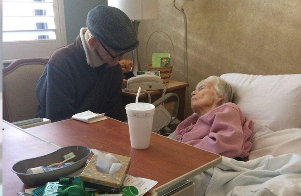 Wahre Liebe auch nach 60 Jahren Ehe: Die Geschichte hinter diesem Bild rührt uns zu Tränen