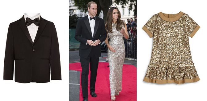 10 Adorable Matching Mummy and Daddy Outfits for the Royal Baby