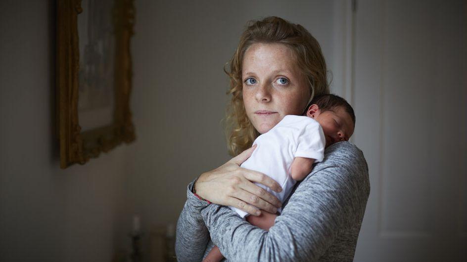 Mamma da un giorno. 8 foto emozionanti e potenti di donne appena diventate madri