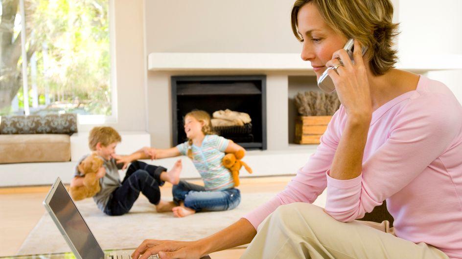 Mamans actives, vos enfants se portent très bien