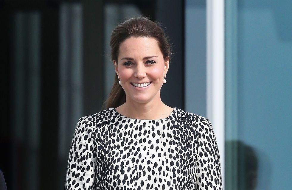 Kate Middleton prendra un long congé après son accouchement