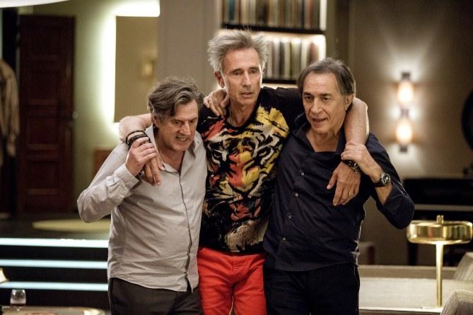 Daniel Auteuil, Thierry Lhermitte et Richard Berry