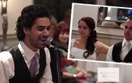 Unglaublich rührend: Trauzeuge singt seinem Bruder die wohl schönste Hochzeitsre