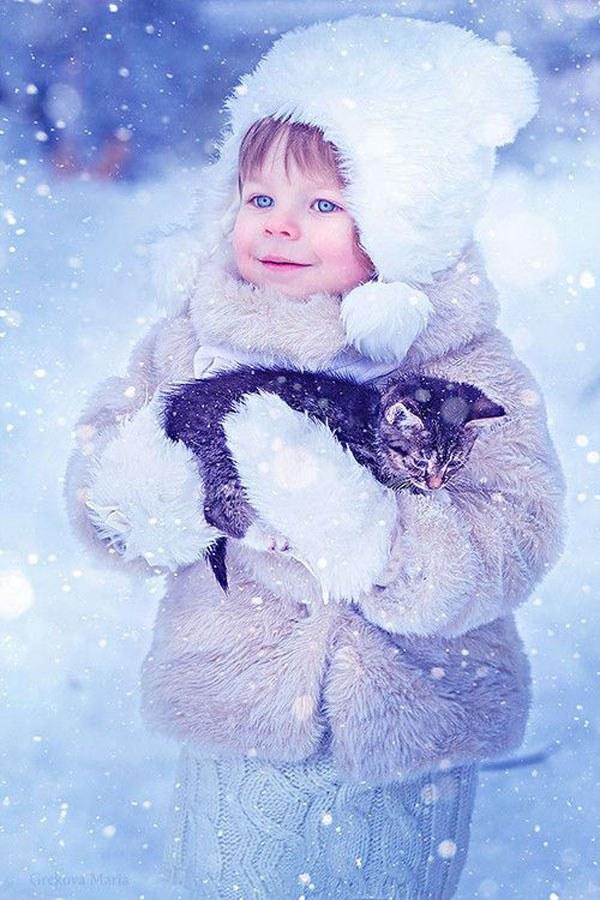 209b31ceeccac 20 photos qui prouvent que votre enfant doit vivre avec un chat