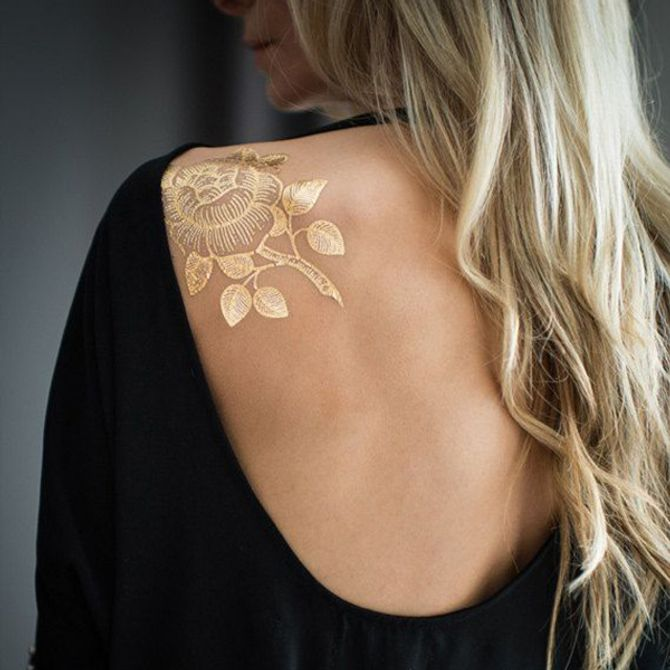 Unique Tattoos Pinterest: 30 Of The Coolest DIY Temporary Tattoo Ideas On Pinterest