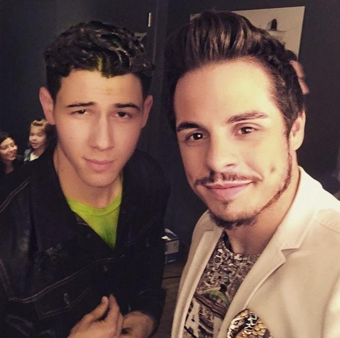 Casper Smart & Nick Jonas