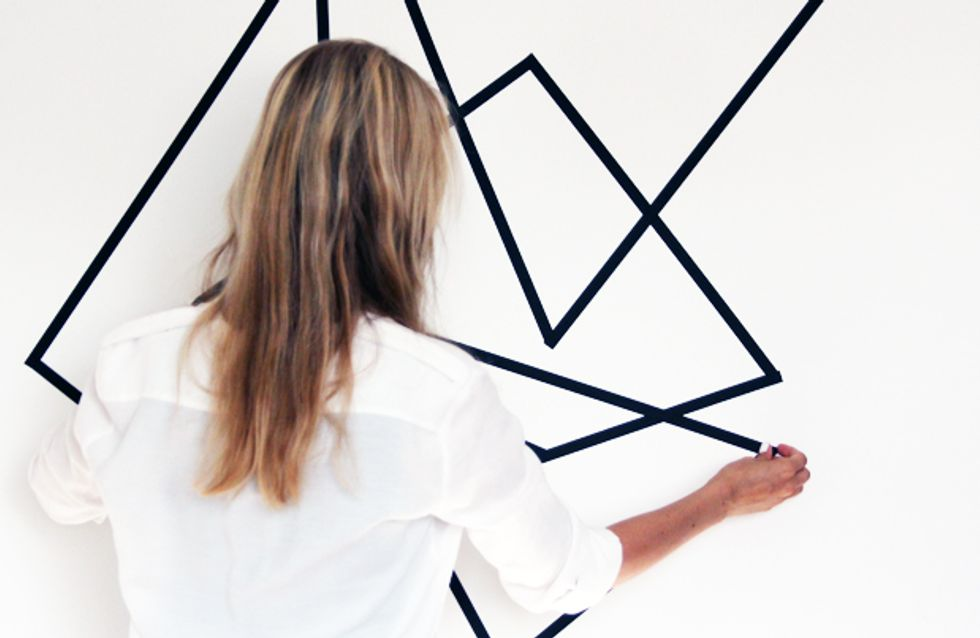 10 idées déco avec du masking tape