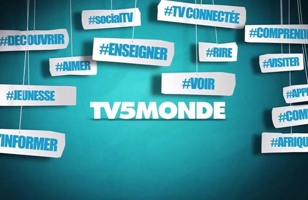 La chaîne TV5 Monde piratée par Daesh