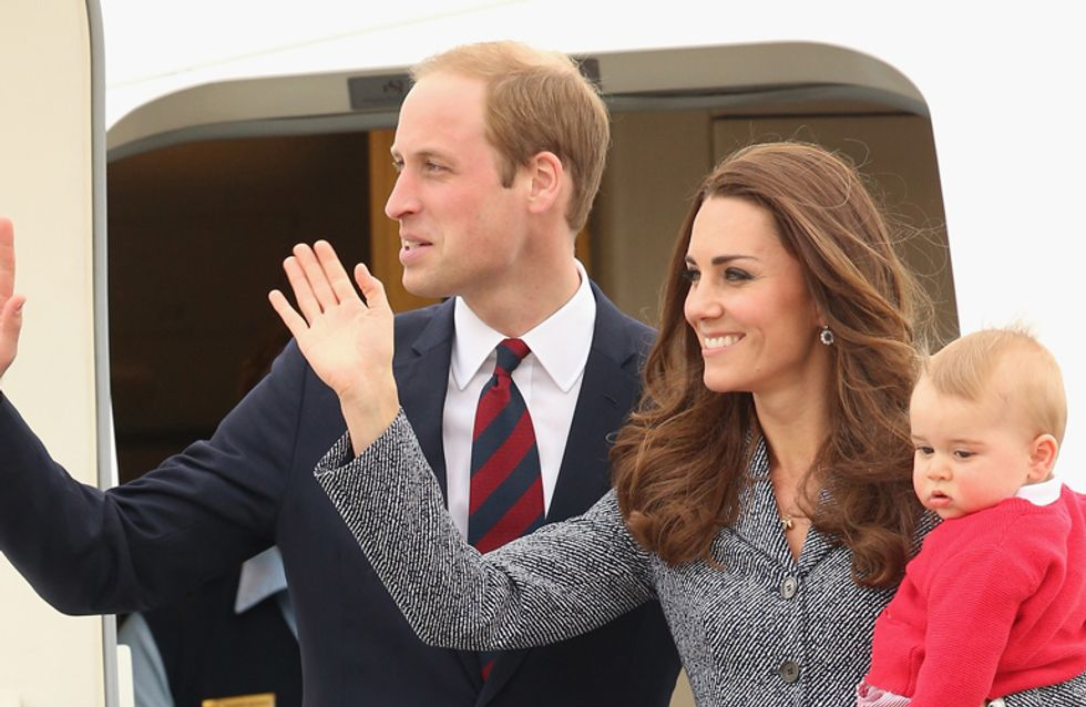 7 Ways Kate and Wills Are Totally Normal Parents