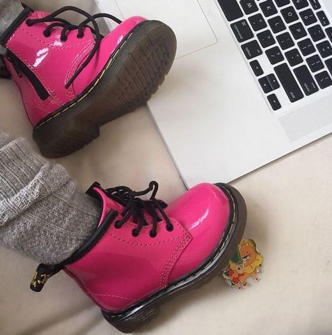 Les chaussures de North West
