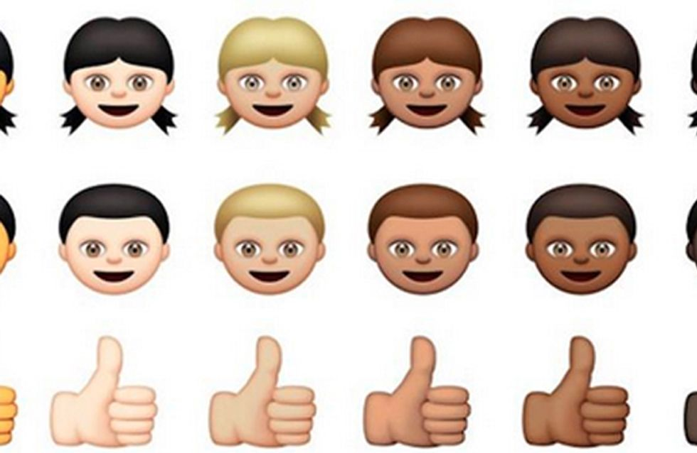 Why We're Excited About The New Emojis