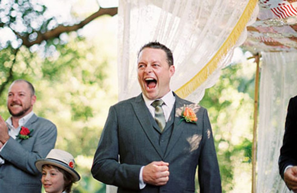 17 Grooms Seeing Their Brides For The First Time
