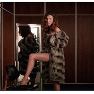 Rainey Qualley dans Mad Men