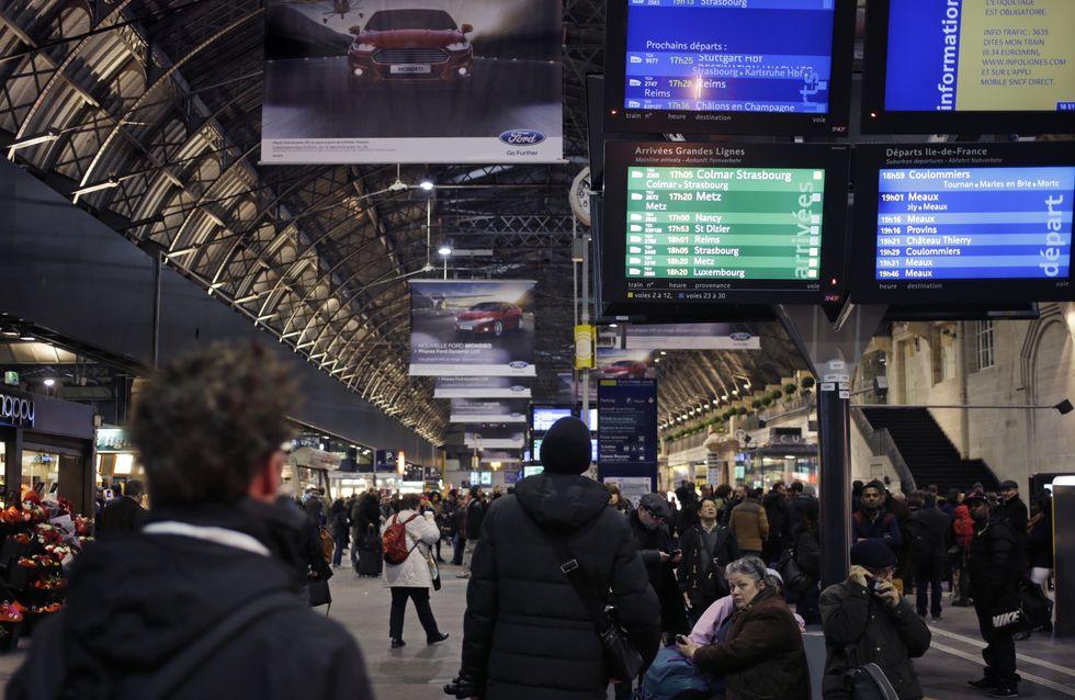 Les arrêts cardiaques plus fréquents dans les gares parisiennes