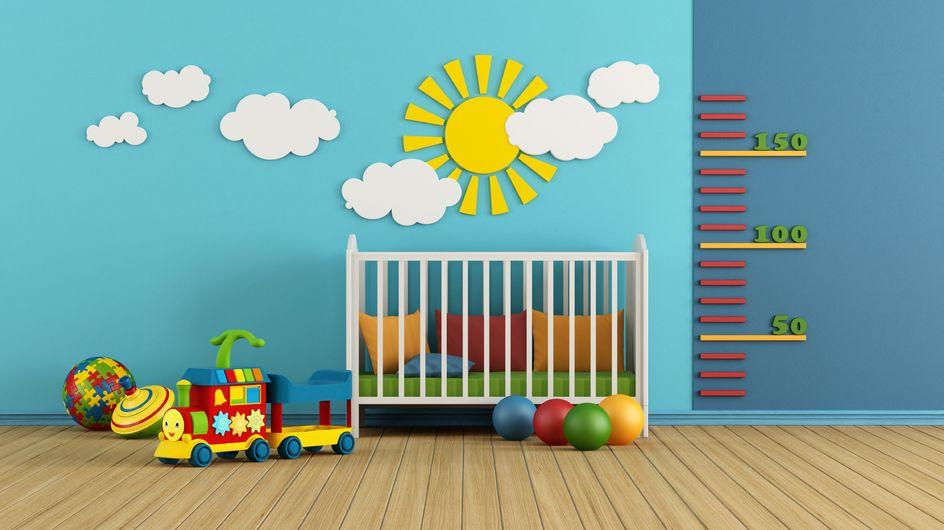 Decoração dos sonhos para quartos infantis