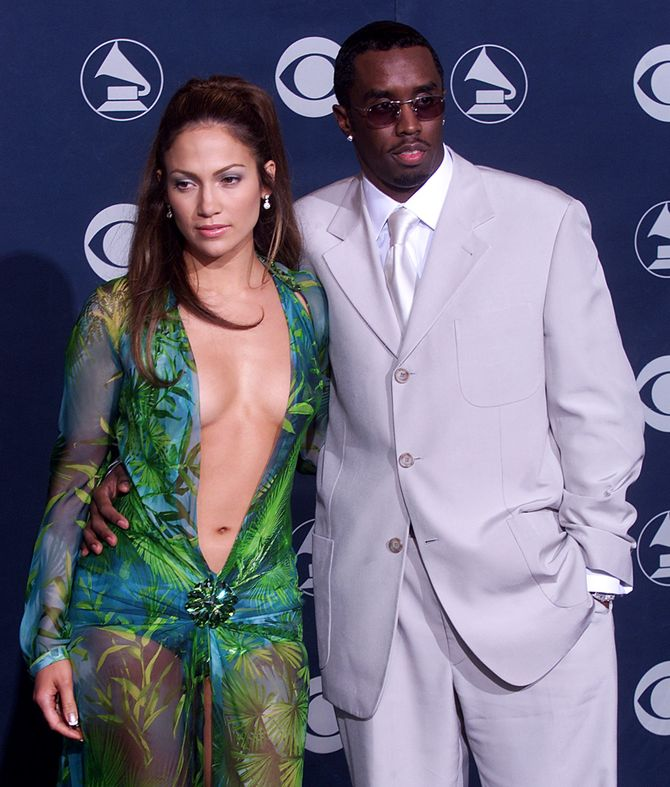 Jlo & P.Diddy