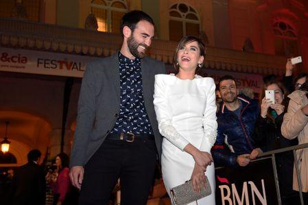 Jon Plazaola y María León