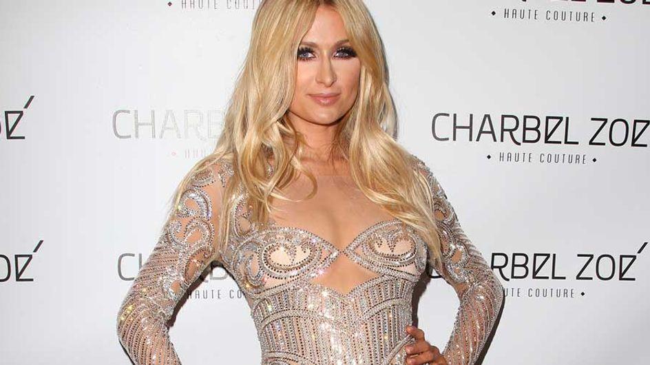 Paris Hilton semidesnuda, el peor look de la semana