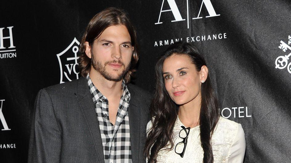 Ashton Kutcher aurait trompé Demi Moore avec la petite-amie de Scott Eastwood