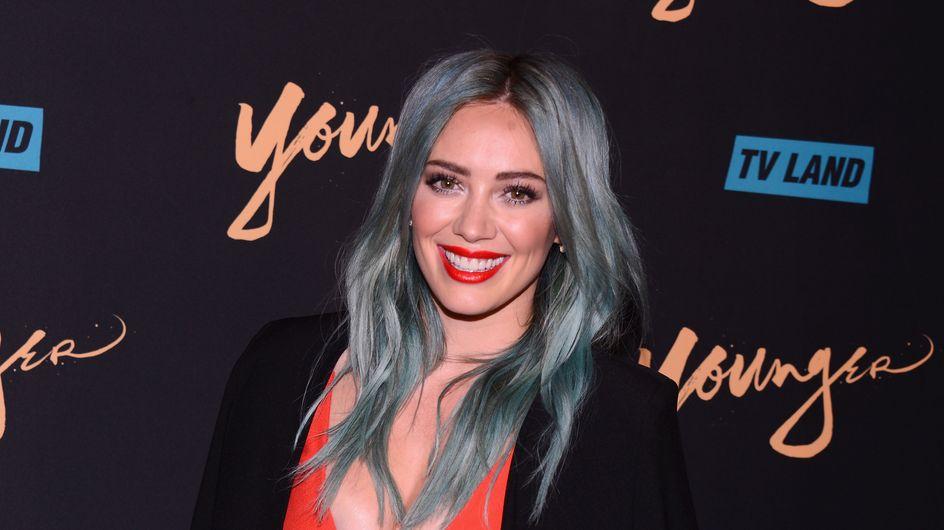 """Hilary Duff admet qu'elle était """"trop maigre"""" quand elle était adolescente"""