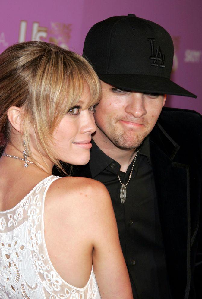 Hilary Duff & Joel Madden, 2005