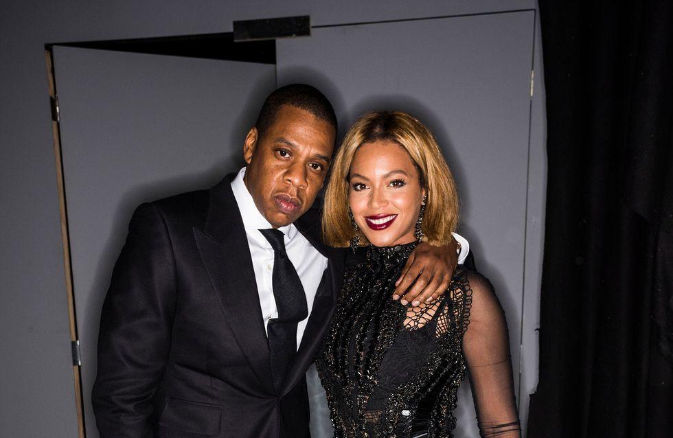 Jay Z partage des images de son mariage avec Beyoncé pour leur anniversaire