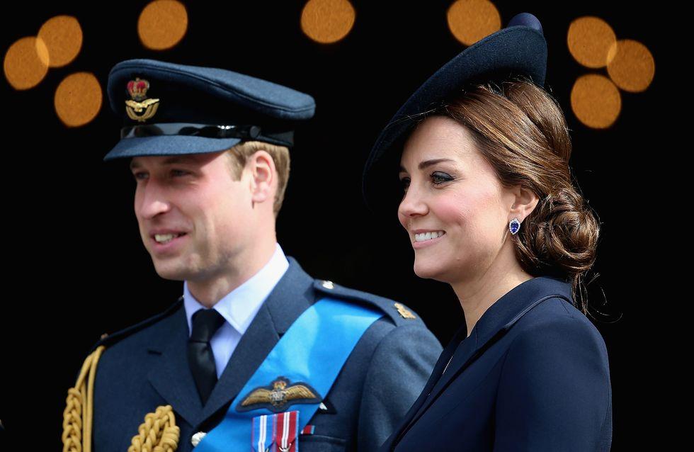 Le message de Kate Middleton avant la naissance de son bébé