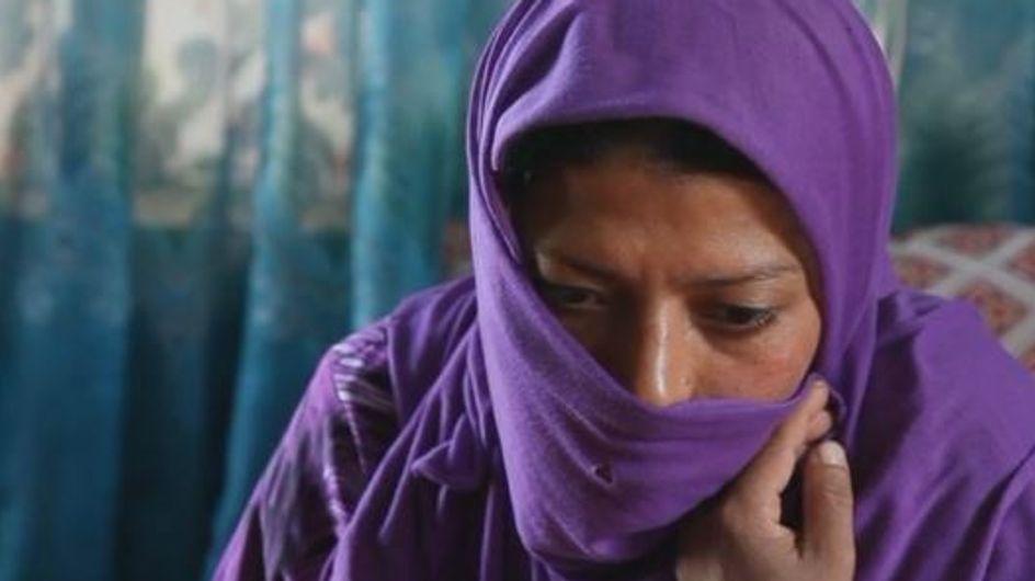 Enceinte après un viol, cette jeune Afghane a été contrainte d'épouser son agresseur