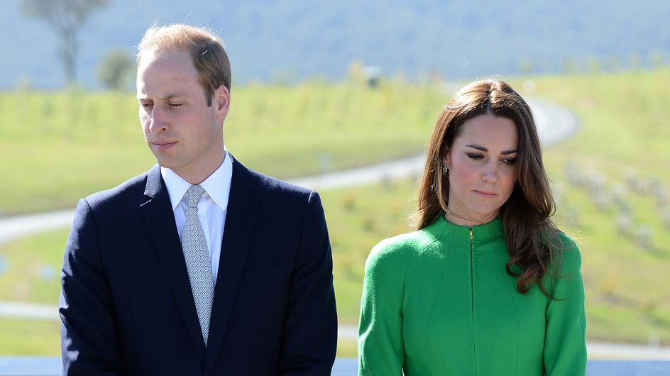 Kate Middleton : Le prince William va-t-il rater son accouchement ?