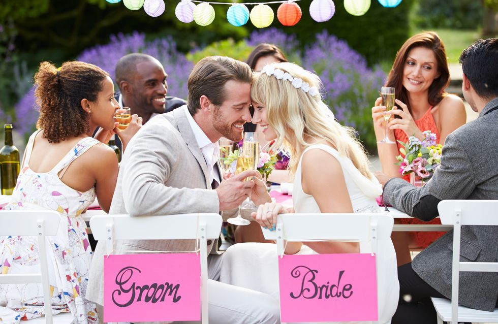 Desperate Measures Brides Have Gone To For The Perfect Wedding